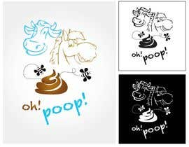 #40 cho Design a logo for cow excrements ! bởi igraphicdesigner