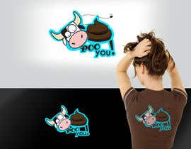 #41 cho Design a logo for cow excrements ! bởi agencja