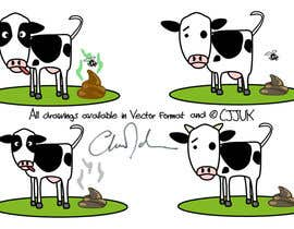 #25 for Design a logo for cow excrements ! af cjjuk