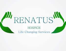 nº 97 pour Design a Logo for Renatus Hospice par OnClickpp