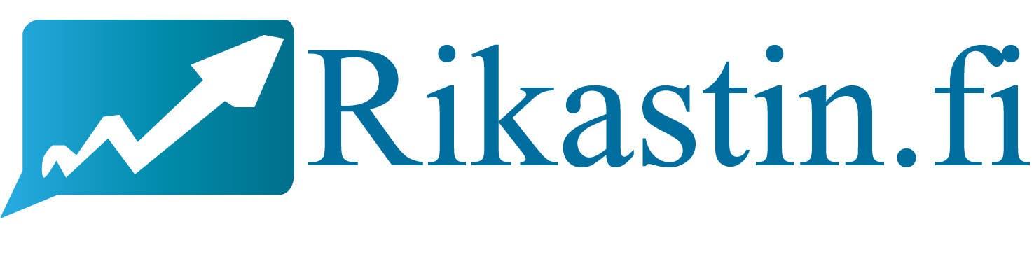 Inscrição nº                                         12                                      do Concurso para                                         Logo Design for Rikastin.fi
