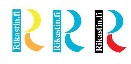 Inscrição nº                                         22                                      do Concurso para                                         Logo Design for Rikastin.fi