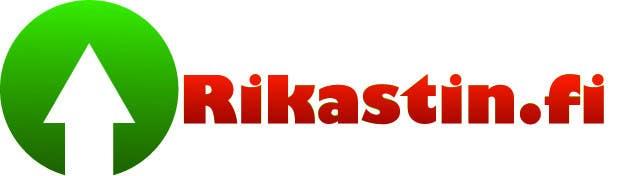 Inscrição nº                                         57                                      do Concurso para                                         Logo Design for Rikastin.fi
