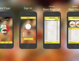 salmanshahh tarafından Final design on andriod app i have mockups için no 3