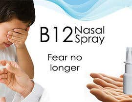 #21 for Advertisement for a Nasal Spray by GraceYip