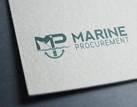 designblast001 tarafından Design a Logo for Marine Online Purchase için no 34