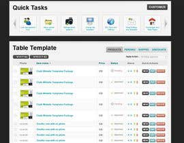 #2 for Admin Dashboard Design by mizanurrahman20