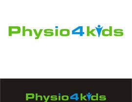 #60 for Design a Logo for Physio4kids by ibed05