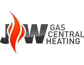 #26 para Design a Logo for www.jwgascentralheating.co.uk por FragolaWarsaw