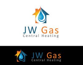 #151 untuk Design a Logo for www.jwgascentralheating.co.uk oleh titif67