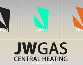 #32 para Design a Logo for www.jwgascentralheating.co.uk por myWishname