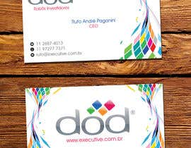 #8 for Business Card for an IT Financial Company af IllusionG