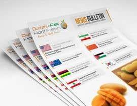 #31 para Design a Brochure for Durrani Pak Horti Fresh Processing PVT Ltd por theislanders