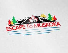 Nro 23 kilpailuun Design a Logo - Escape To Muskoka - Vacation Rental, Property Rental, Design Etc käyttäjältä sellakh32