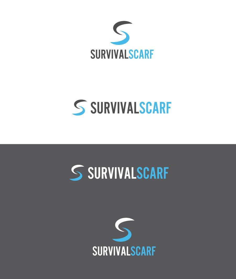 Bài tham dự cuộc thi #14 cho Design a Logo for survival scarf