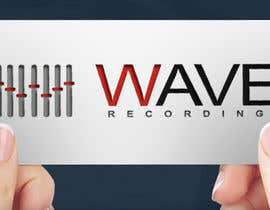 nº 175 pour Logo for Wave Recordings par xahe36vw
