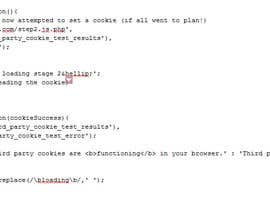 ioanafedorciuc tarafından Script to Check If Browser Accept 3rd Party Cookie için no 4