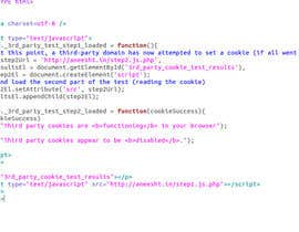 aneeshtclt tarafından Script to Check If Browser Accept 3rd Party Cookie için no 5