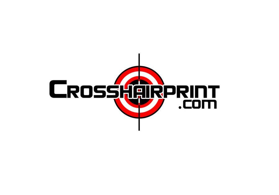 Конкурсная заявка №119 для Logo Design for CrosshairPrint.com