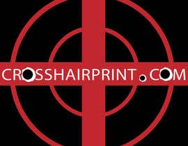 nº 112 pour Logo Design for CrosshairPrint.com par mhc83