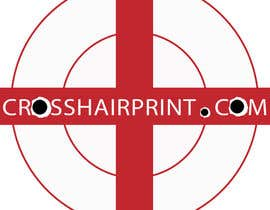 nº 111 pour Logo Design for CrosshairPrint.com par mhc83