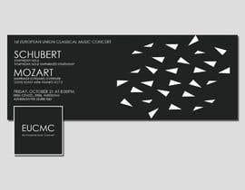 toukirkhandakar tarafından Poster for a Classical Music Concert için no 50