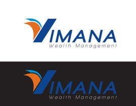 #24 for Design a Website Mockup and Logo for Vimana Wealth Management by tania06