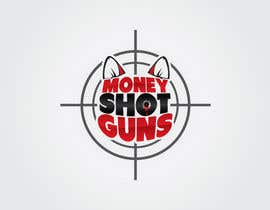 #29 for MoneyShotGuns Logo af GeorgeOrf