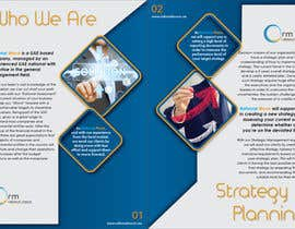 #20 for Design a Brochure for Consultancy company by blackd51th
