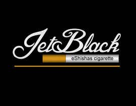 #93 for Design a Logo for JetBlack eShishas by ghazitech