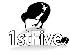 #454 สำหรับ Logo Design for 1stFive โดย kabdesign