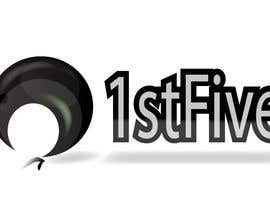 nº 449 pour Logo Design for 1stFive par kabdesign