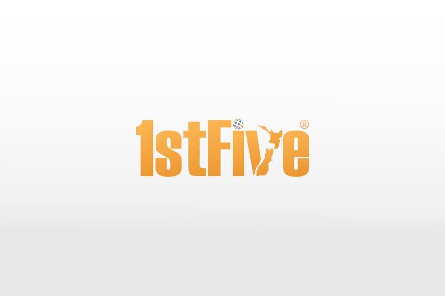 Participación en el concurso Nro.359 para Logo Design for 1stFive