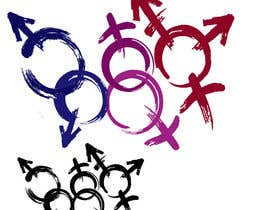 #1 para Design a T-Shirt for Gay Participation in the Olympic Games por yaman75