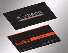 #3 for Design some Business Cards for my company, color Orange/Black af jobee