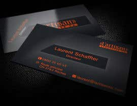 regionmym tarafından Design some Business Cards for my company, color Orange/Black için no 22