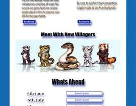 innovationwebb tarafından Design an email template for Game Newsletter için no 46
