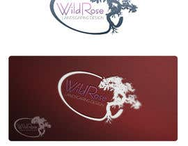 #18 para WildRose Landscaping Logo Design Contest por HallidayBooks