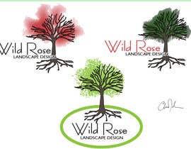 Nro 4 kilpailuun WildRose Landscaping Logo Design Contest käyttäjältä cjjuk