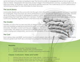 #52 for Design a Proposal brochure for a new class to be offered af Ankur0312