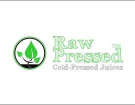 #68 para Design a Logo for Raw Pressed por moro2707