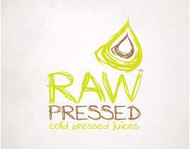 #17 para Design a Logo for Raw Pressed por wavyline
