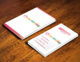 nº 14 pour Design Business Cards for Mr. Monkey par pointlesspixels