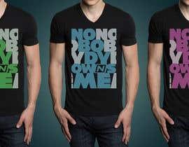 Nro 33 kilpailuun Design a T-Shirt käyttäjältä r3dcolor