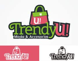 #66 for Trendy U - Diseño de Logo af FosterGraphics