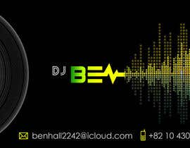 #9 for Logo and business card for DJ af benson08