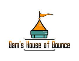 Nro 6 kilpailuun Design a Logo for my bounce house company käyttäjältä brandonmbf