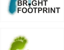 #21 for Design a Logo and website for Bright Footprint LED lighting company af shilpakhemka
