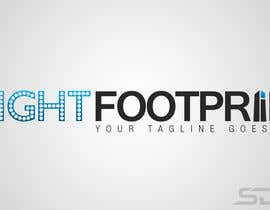 #41 para Design a Logo and website for Bright Footprint LED lighting company por CreativeGlance