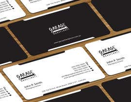 nº 38 pour Design some Business Cards for Garage Handplanes par jobee